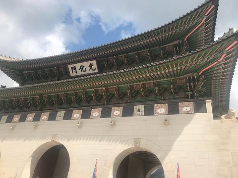 景福宫旅游景点攻略图