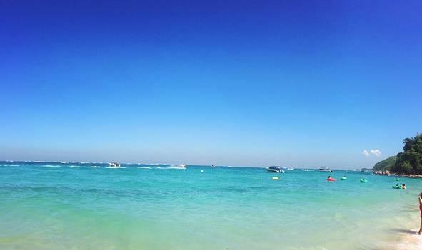 泰国芭提雅自由行旅途随记之——突然有个想在芭提雅买房置业的梦!