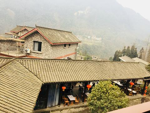青城后山旅游景点攻略图