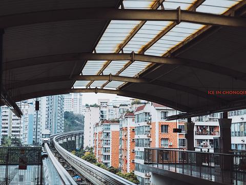 牛角沱地铁站 旅游景点图片