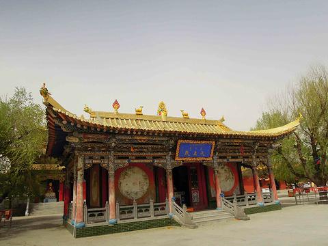 大乐林寺旅游景点攻略图
