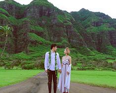 站在彩虹里眺望天堂——流连夏威夷