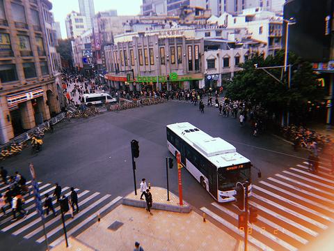 北京路步行街旅游景点图片