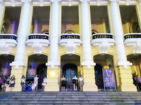 河内歌剧院旅游景点图片