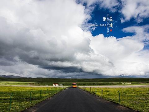 俄木塘花海旅游景点图片