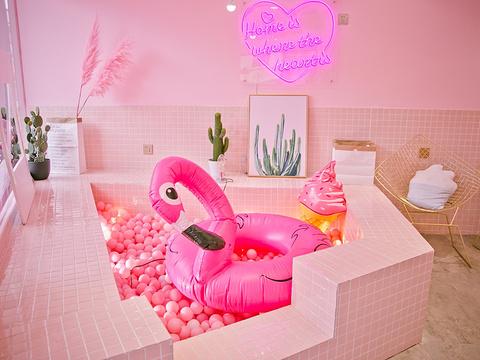 灰小姐粉红茶点店旅游景点图片