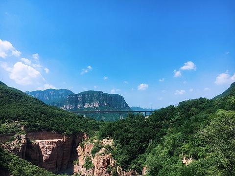 太行山旅游景点攻略图