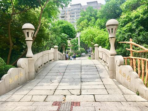 东湖公园旅游景点图片