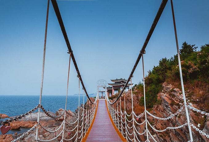 山东烟台山:山海仙邦图片