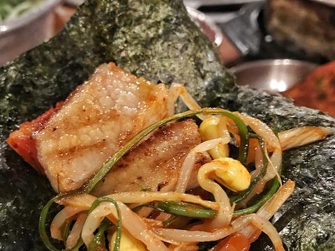 姜虎东烤肉旅游景点图片