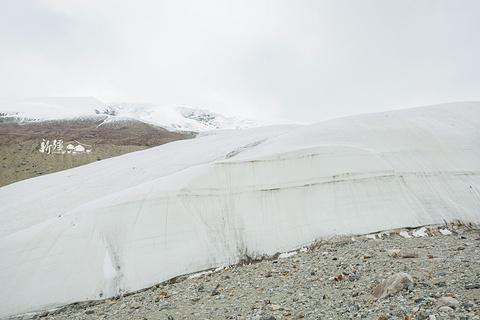 慕士塔格冰川公园旅游景点攻略图