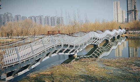 桃花潭公园旅游景点攻略图
