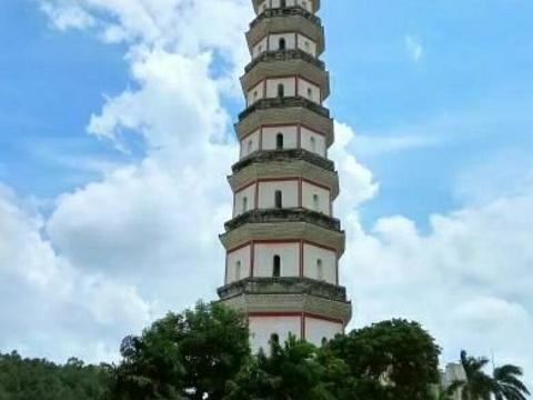 宝光塔旅游景点图片