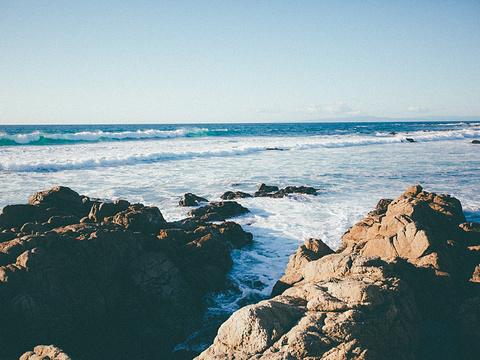 半月湾旅游景点图片