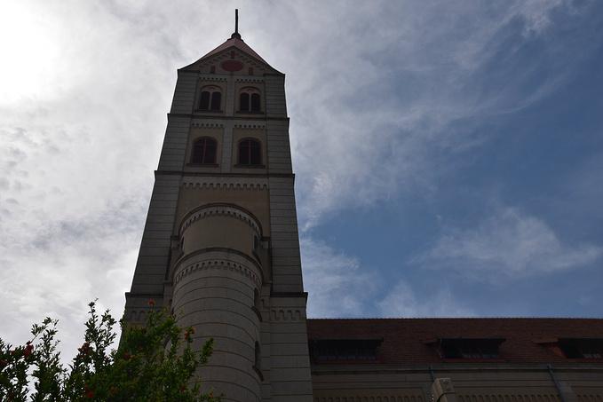 浙江路天主教堂图片