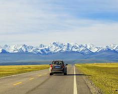 西行疆域 自驾新疆 15天南北疆穿越6000公里