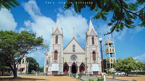 圣塞巴斯蒂安教堂旅游景点攻略图