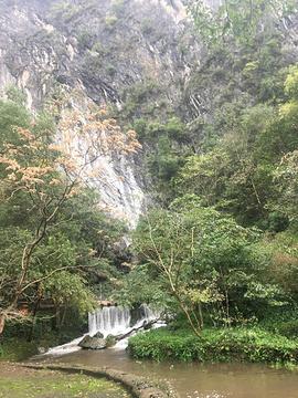 黄仙洞景区旅游景点攻略图