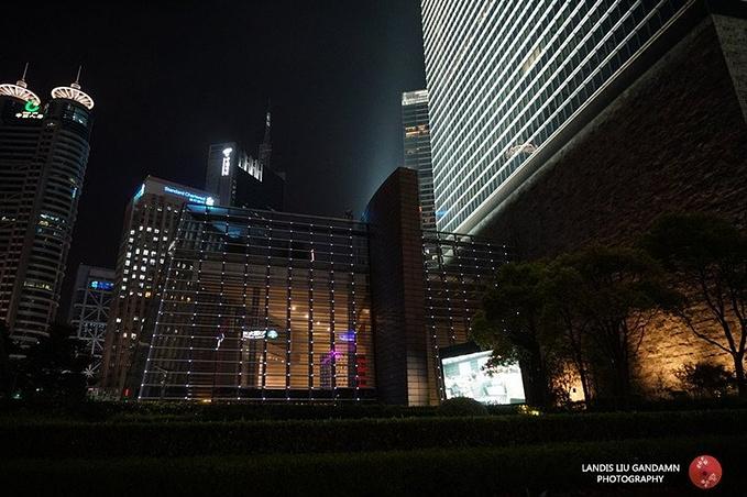 陆家嘴商务广场图片