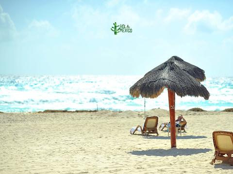卡门海滩旅游景点图片
