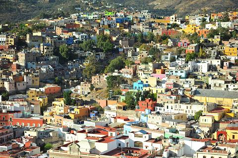 皮皮拉山旅游景点攻略图