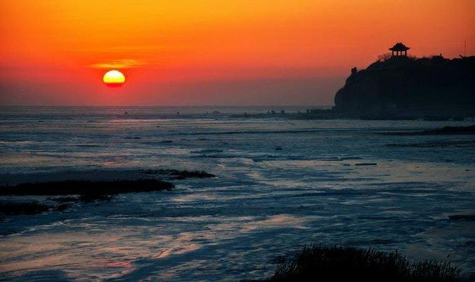 赏日出日落,看潮起潮落——观海一日游