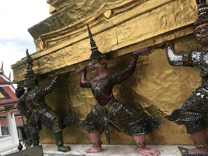 曼谷(大皇宫、Siam购物)图片
