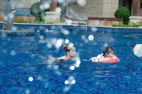 海棠湾9号温泉度假酒店特色理疗温泉