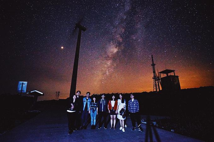 武隆寺院坪风力发电站图片