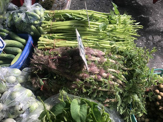 清迈(水果市场、瓦洛洛市场、吊脚楼餐厅、日料)图片