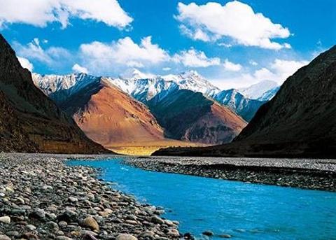 玉龙喀什河旅游景点攻略图