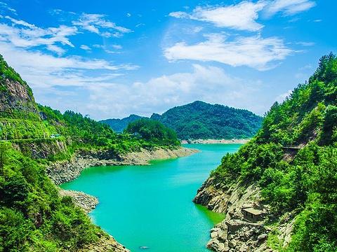 成都天台山旅游景点图片