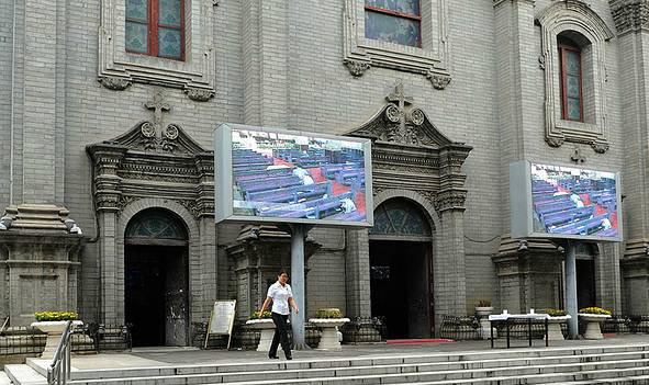 【原创摄影】寻找老北京的记忆——宣武门天主教堂