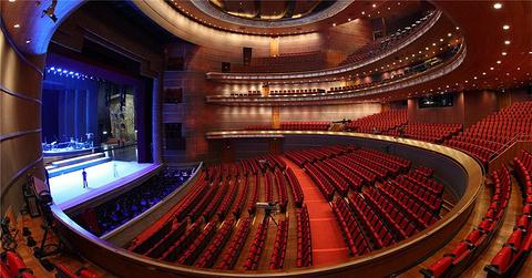 国家大剧院旅游景点攻略图