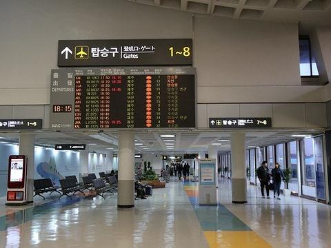 金浦国际机场旅游景点图片