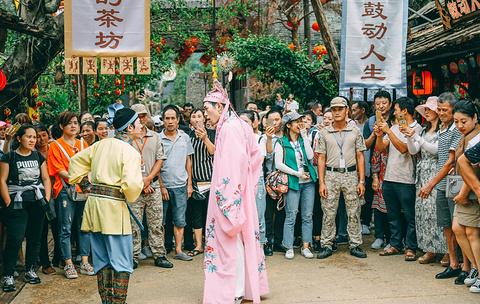 桂林千古情景区旅游景点攻略图