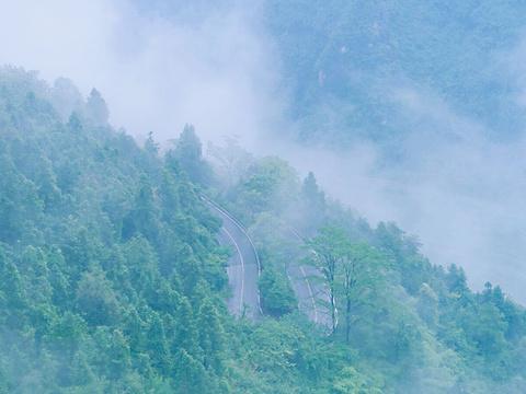 矮寨特大悬索桥旅游景点图片