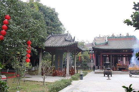 南海神庙的图片