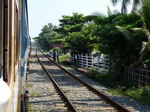科伦坡火车站 旅游景点图片