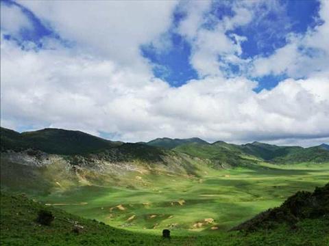 花甸坝旅游景点图片
