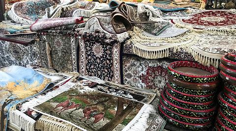 喀什大巴扎旅游景点攻略图