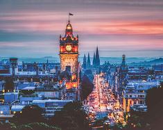 古老又艺术的城市--爱丁堡