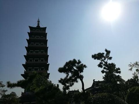 扬州古运河旅游景点攻略图