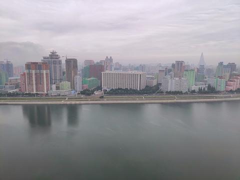 平壤火车站旅游景点图片