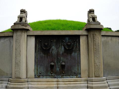 海军广州烈士陵园旅游景点图片