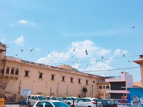 斋浦尔城市皇宫旅游景点图片