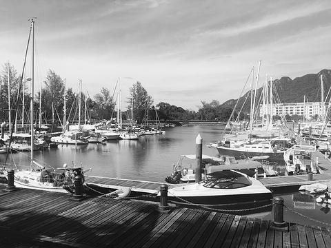 Telaga Harbor Park旅游景点攻略图
