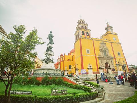 瓜纳华托圣母大教堂旅游景点图片