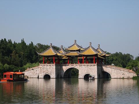 五亭桥旅游景点图片