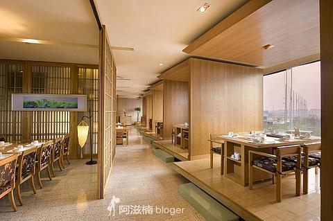 汉江韩国料理旅游景点攻略图